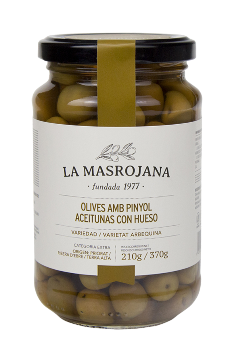 Olives with pit